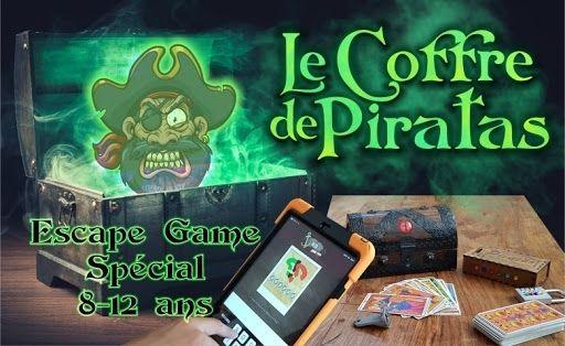 piratas escape game outdoor